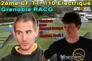 [Reportage] 2Eme Cf Tt 1/10 Electrique Grenoble Racg