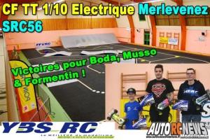 . [REPORTAGE] 1ere CF TT 1/10 Electrique Merlevenez SRC56
