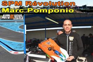 [Video] Cf Piste 1/8 Classique Et Brushless Montpellier Spm Revolution Marc Pomponio