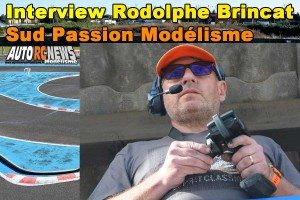 . [VIDEO] CF Piste 1/8 Classique et Brushless Montpellier Interview Rodolphe Brincat