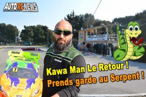 . [VIDEO] MRTP Rognac - Kawa Man et sa Serpent 811 !