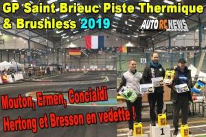 . [REPORTAGE] GP Saint Brieuc Piste 1/8 et 1/10 SBMB