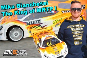 . [VIDEO] MINI RACING TOUR de PROVENCE Saint Martin de Crau - Mika Bianchessi The King