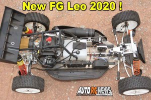 Nuremberg 2019 Fg Leo 2020 1/6 4Wd