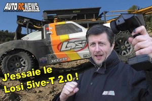 . [VIDEO] J'essaie le LOSI 5IVE-T 2.0