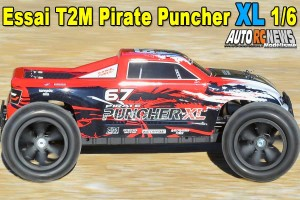 [Essai] T2M Pirate Puncher Xl 1/6