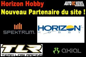 . Horizon Hobby Nouveau Partenaire du site Autorcnews