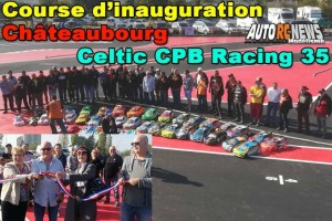 . Course d'Inauguration Chateaubourg CELTIC CPB RACING 35