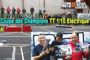 Coupe Des Champions Tt 1/10 Electrique Louvres Bcl