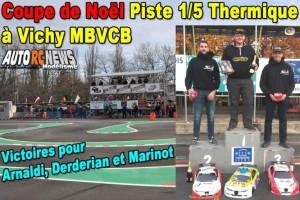 . Coupe de Noel Piste 1/5 Vichy MBVCB