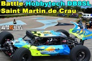 . MINI RACING TOUR DE PROVENCE SAINT MARTIN DE CRAU DUEL HOBBYTECH DB8SL