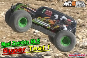 . MHDPRO MAD ZOMBIE BRUSHLESS Z59000011B