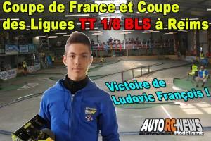 . Coupe de France et Coupe des Ligues TT 1/8 BLS Reims REMC