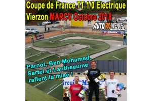 . Coupe de France TT 1/10 Electrique Vierzon MARCV
