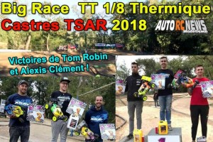 . Big Race TT 1/8 Castres TSAR