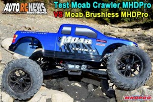. MhdPro MOAB CRAWLER VS Moab Brushless