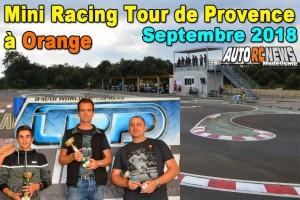 . Mini Racing Tour de Provence Orange M1