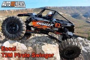 . [ESSAI] T2M Pirate Swinger