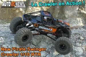 . [VIDEO] T2M Pirate Swinger Crawler 1/10 T4942