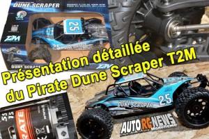. [VIDEO] T2M Pirate Dune Scraper Tout savoir sur l'auto