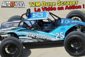 . [VIDEO] T2M Pirate Dune Scraper