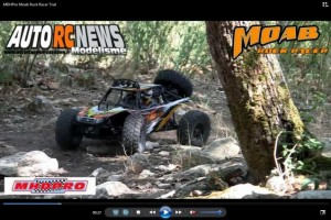 . MDHPro Moab Rock Racer Trial