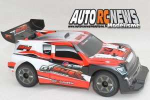 . Carisma Micro Rally GT24R 1/24 RTR Brushless