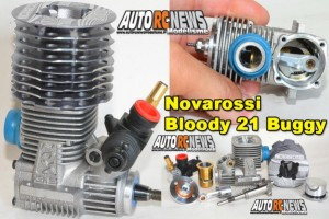 . Novarossi Bloody Off Road 21 Buggy