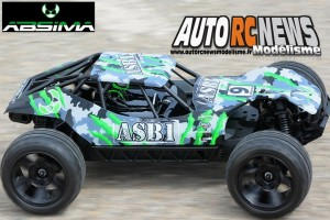 . Absima Sand Buggy ASB1 4WD 12203