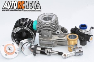 . Moteur XRD FT Line 21 Tuned Ceramic