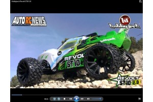 . Revolt ST10 2.0 Hobbytech Presentation Video