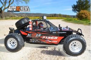 . Carisma M10DB Baja Buggy 2WD