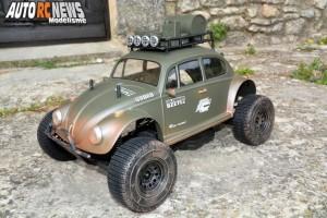 . Carisma M10DT Volkswagen Beetle Desert Edition