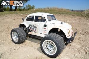. Carisma Volkswagen Beetle Desert GT16 brushless
