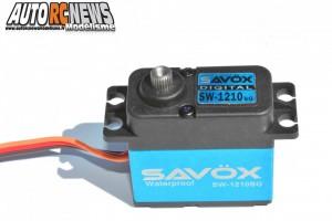 . Servo Savox SW-1210SG