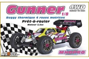 Gunner Rtr 1/8 Mhd Pro