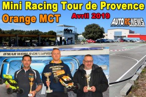 . [Reportage] Mini Racing Tour de Provence Orange Avril 2019