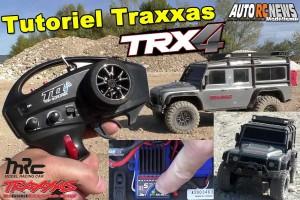 . Traxxas Trx-4 Tutoriel Pour Debutant