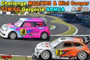 [Reportage] Challenge Piste 1/5 MCD XR5 et Mini Cooper T2M/FG Gergovie Armca