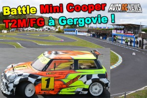 . [VIDEO] Battle Mini Cooper T2M/FG Gergovie Armca
