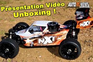 . Hobbytech Spirit NXT GP Unboxing