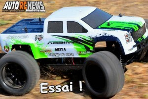 . Absima Amt2.4 Monster Truck 1/10 Rtr 12207