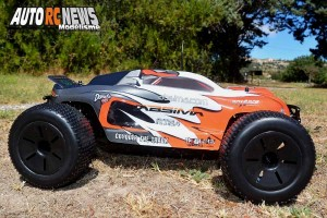 Absima At2.4 Bl Truggy 1/10 Rtr 12215