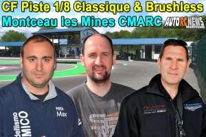 [Reportage] 3eme CF Piste 1/8 Classique Montceau les Mines CMARC