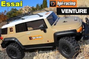 Hpi Venture Toyota Fj Cruiser Sandstorm Rtr 117165