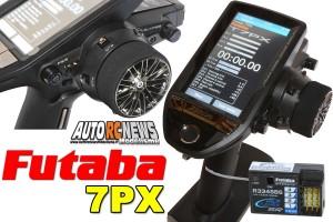 Radio Futaba 7 Px