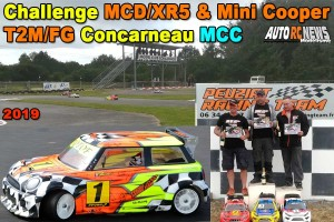 [Reportage] Challenge 1/5 MCD XR5 et Mini Cooper T2M/FG Concarneau