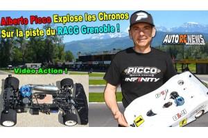 . [Video] Alberto Picco explose les chronos du RACG