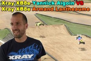 . [Video] Xray XB8e Yannick Aigoin VS Armand Lantheaume