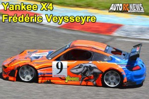 [Video] CF Piste 1/5 Ampuis Yankee X4 Frederic Veysseyre